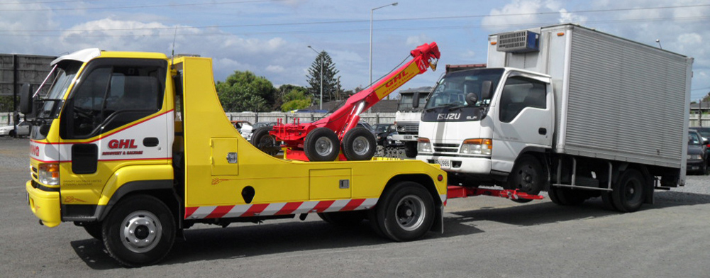 Car Recovery Truck For Sale